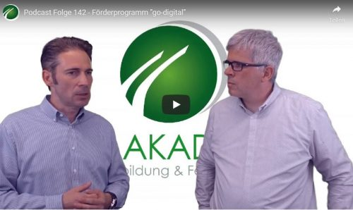 Das Förderprogramm go digital im Interview