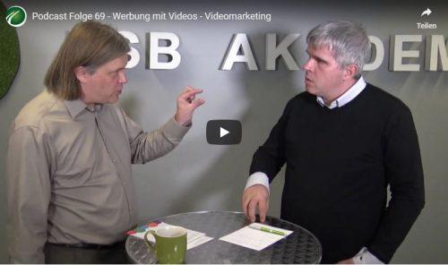 Werbung mit Videos